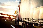Trucks and freight transportation.