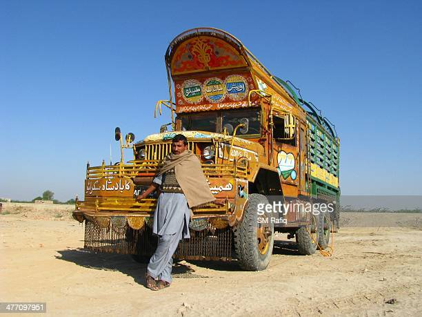 CONTENT] Trucks are the major mean of transportaion of blocks being produced through oven The people of area also once been using it as a mean of...
