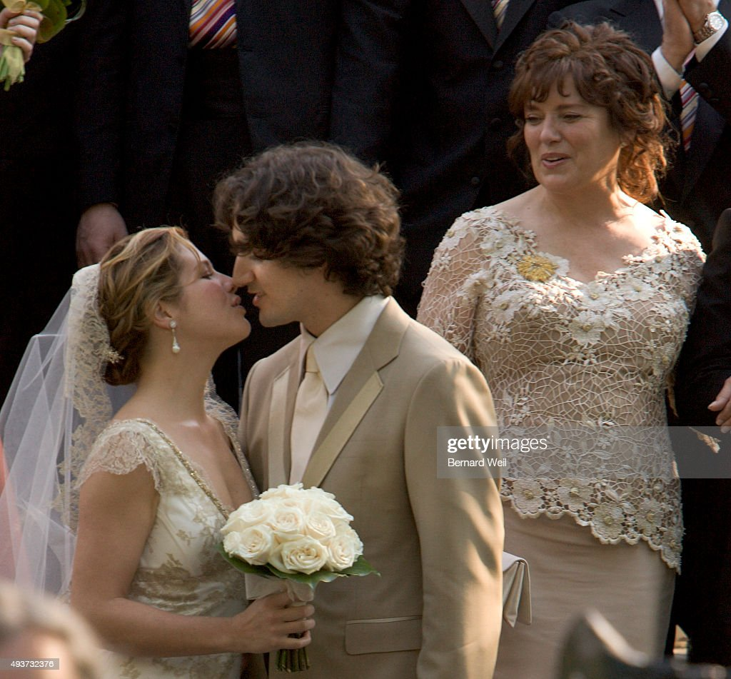 Justin Trudeau's Wedding : News Photo
