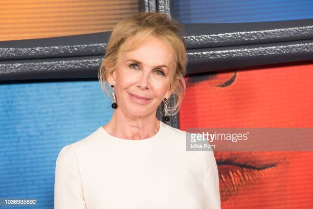 Trudie Styler attends the 'Maniac' season 1 New York premiere at Center 415 on September 20 2018 in New York City