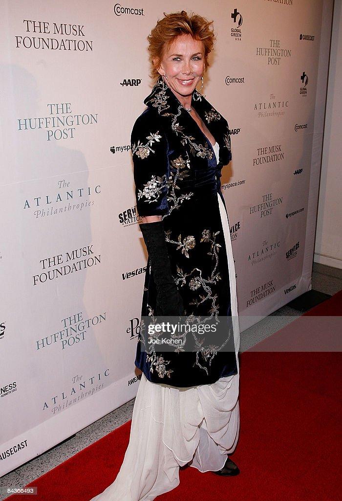 Arianna Huffington, Mayor of New York City Michael