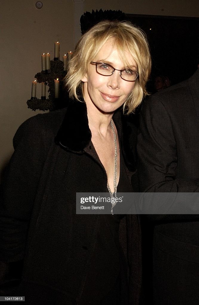 Trudie Styler, 'The Hours' Uk Charity Movie Premiere After Party Held At The Bluebird Restaurant In London.