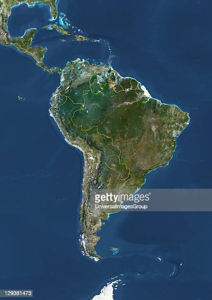 World\'s Best Map Of The Andes Mountains Stock Pictures ...