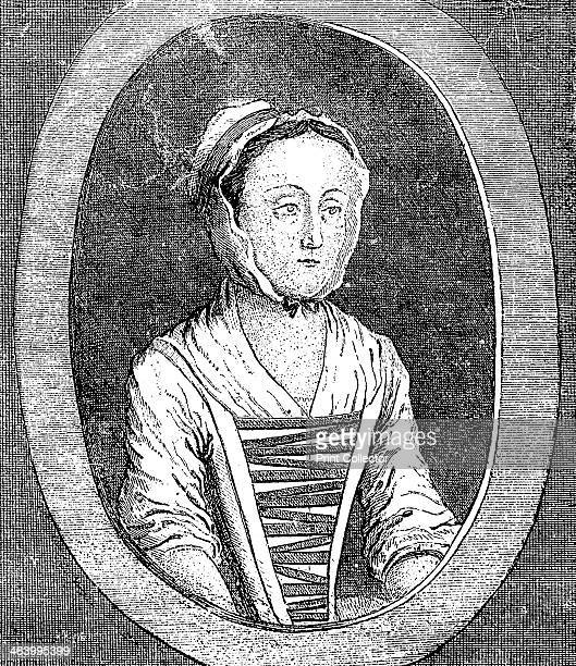'A True Draught of Eliza Canning Eliza Canning from the Life' c1753 In 1753 a young woman called Elizabeth Canning claimed to have been kidnapped and...