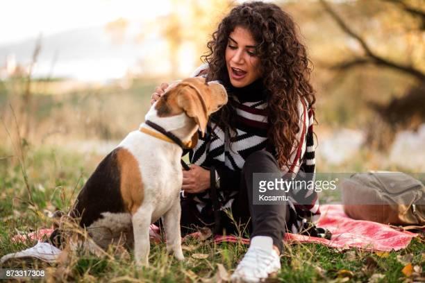 true love - 動物調教師 ストックフォトと画像