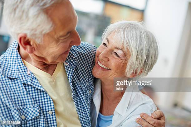 true love really do last forever - active senior woman stock photos and pictures
