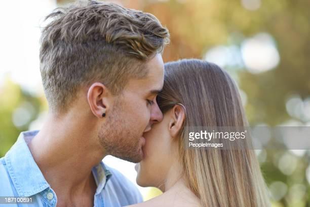 True love's first kiss