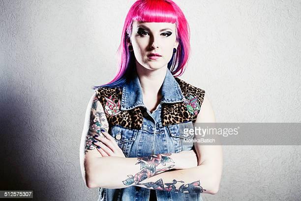 True rockabilly chick