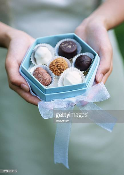 Truffles assortment