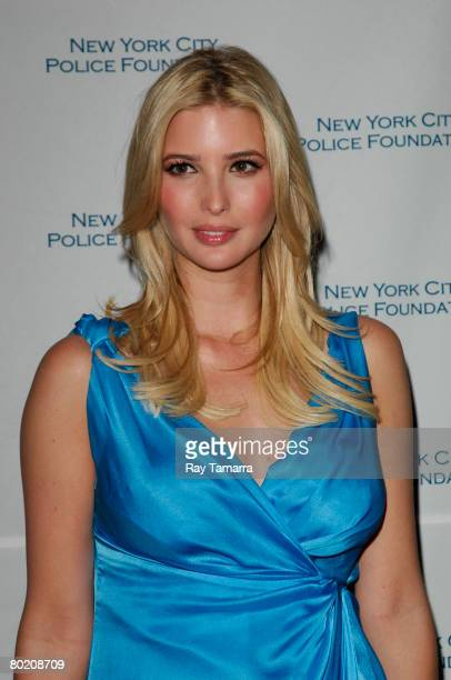 Trump Organization Vice President of Real Estate Development and Acquisitions Ivanka Trump attends the New York City Police Foundation's 30th Annual...
