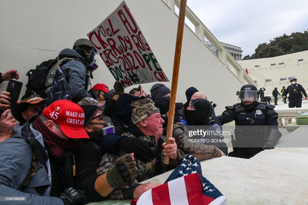 US-POLITICS-ELECTION-TRUMP : News Photo