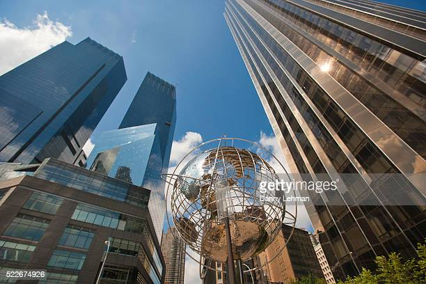 Trump Tower, Columbus Circle, New York City