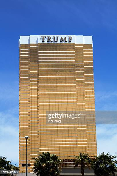 Torre de trunfo em Las Vegas