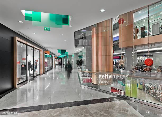 trump towers shopping mall in istanbul - shopping mall stock pictures, royalty-free photos & images