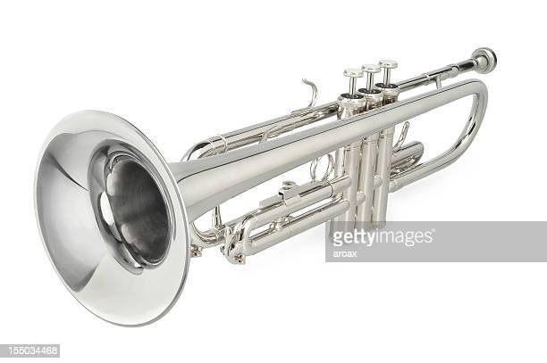 trumpet - trumpet stock photos and pictures