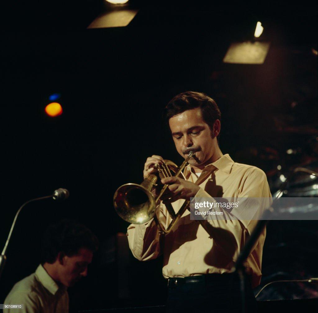 Canadian Jazz Trumpeter Kenny Wheeler Dies At 84