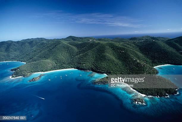 Trunk Bay, St. John, US Virgin is.