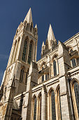 Truro Cathedral, Cornwall, 2009.