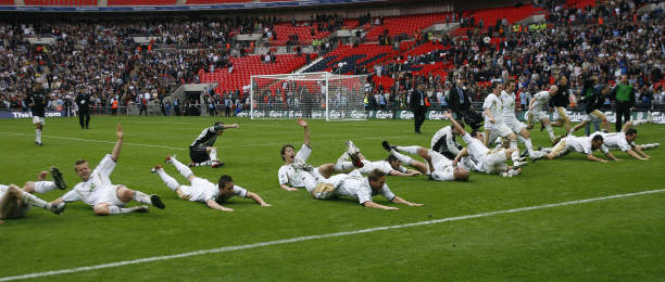 Soccer Fa Carlsberg Vase Final Afc Totton V Truro City Wembley