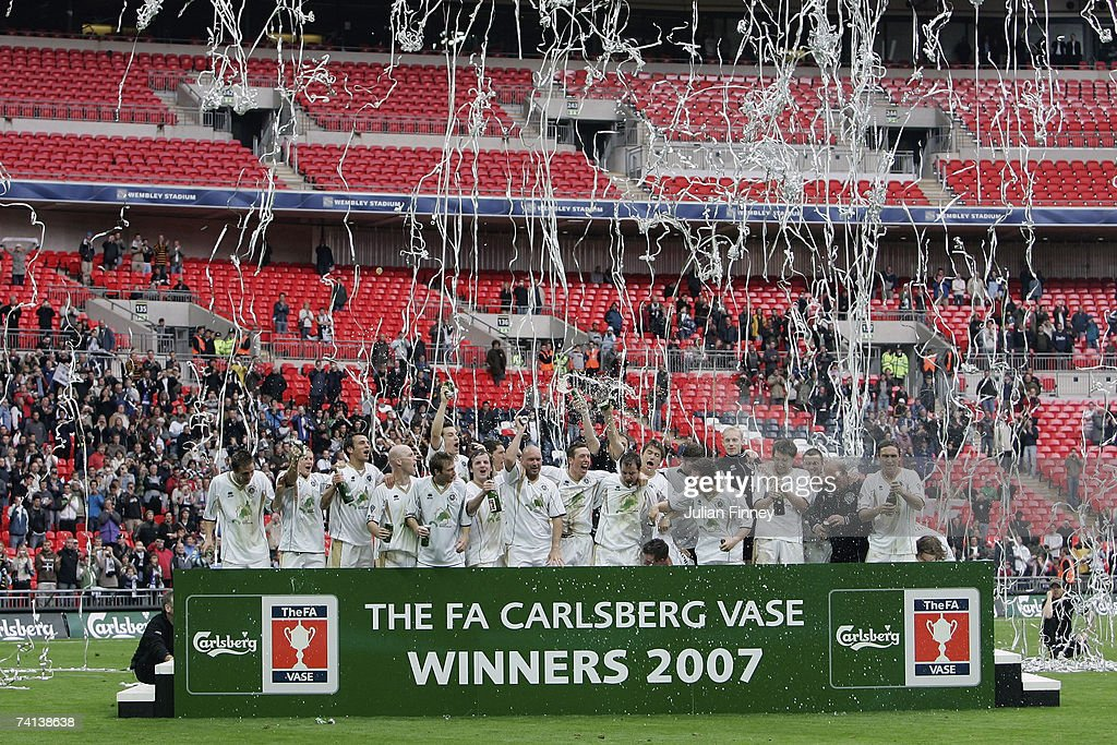 Afc Totton V Truro City Fa Vase Final Photos And Images Getty Images
