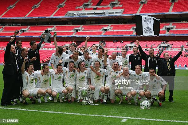 Totton V Truro City Fa Vase Final Stock Photos And Pictures Getty