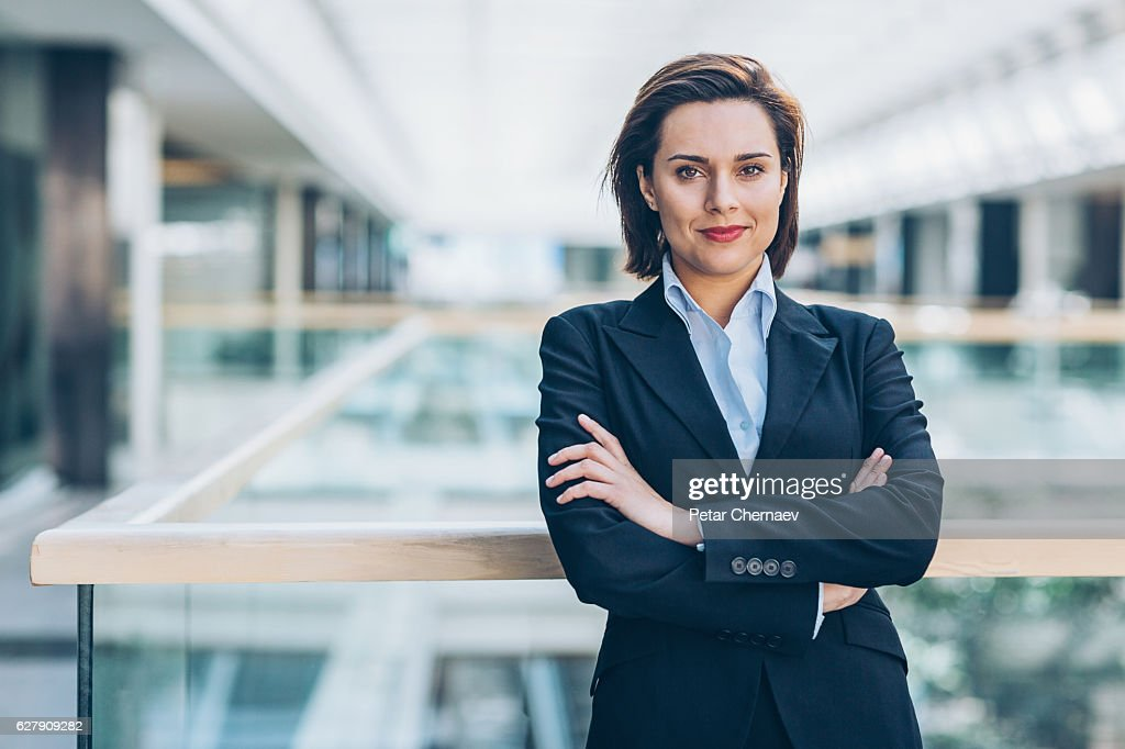 Trust in our business : Stock Photo