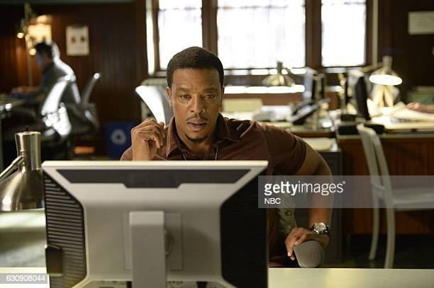 GRIMM 'Trust Me Knot' Episode 602 Pictured Russell Hornsby as Hank Griffin