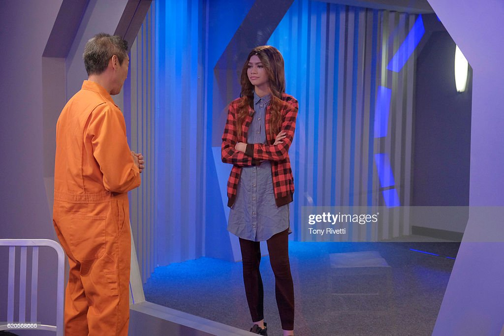 K.C. UNDERCOVER - 'Trust No One' - When K.C.'s latest mission is compromised, she is tasked to find the mole in The Organization. This episode of 'K.C. Undercover' airs Sunday, November 13 (8:00 - 8:30 P.M. EST) on Disney Channel. ZENDAYA