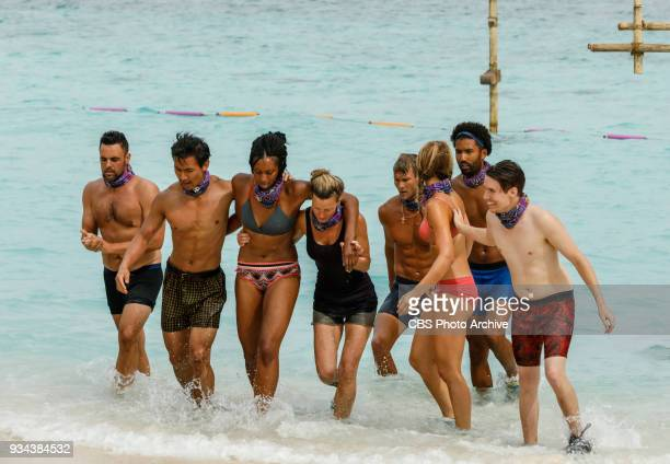 'Trust Your Gut' Domenick Abbate James Lim Laurel Johnson Angela Perkins Chris Noble Libby Vincek Wendell Holland and Donathan Hurley on the fourth...