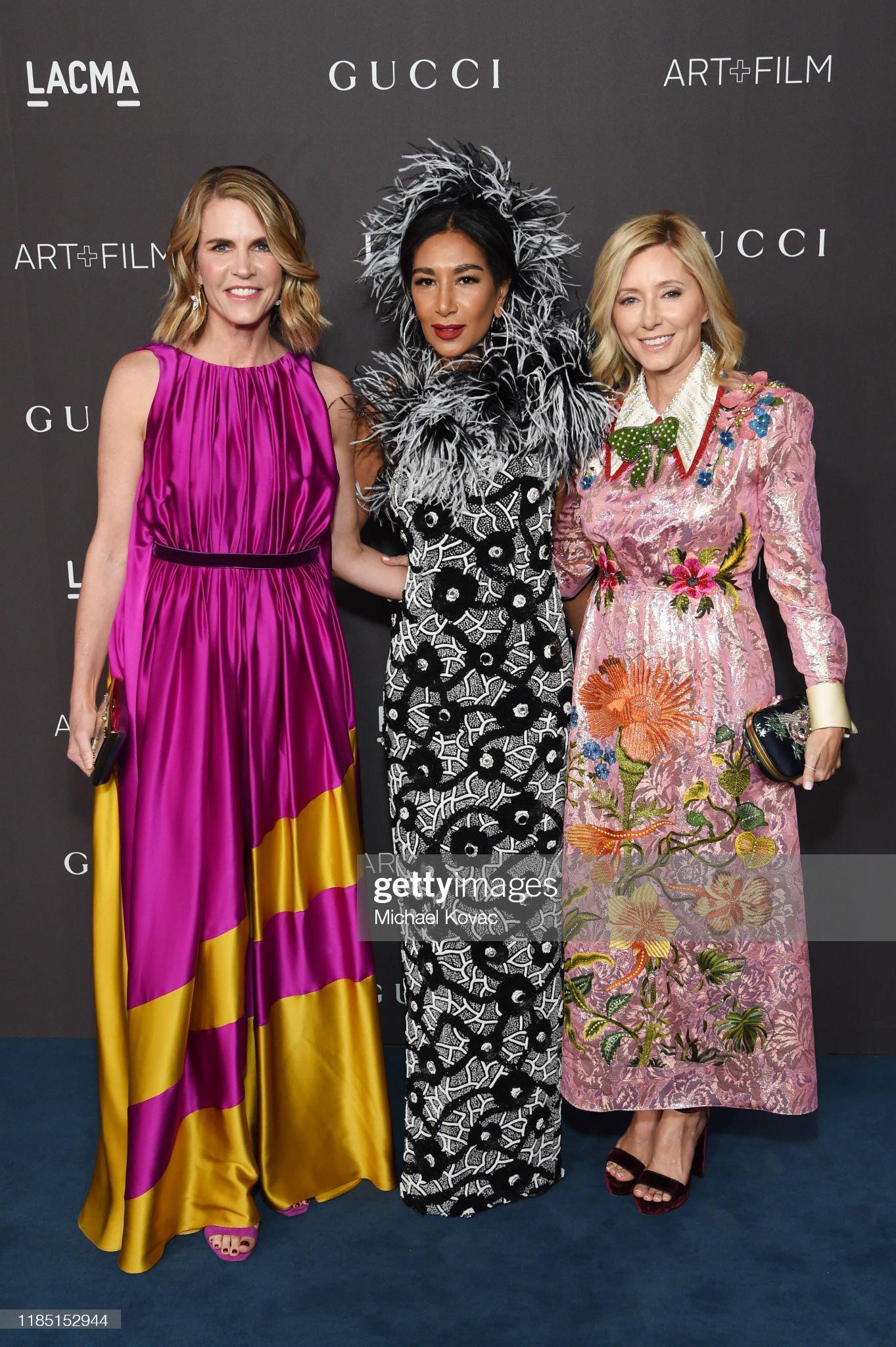 2019 LACMA Art + Film Gala Honoring Betye Saar And Alfonso Cuarón Presented By Gucci - Red Carpet : News Photo