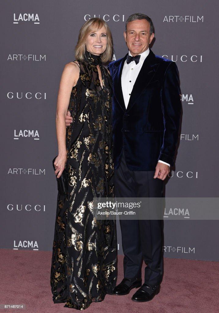 2017 LACMA Art + Film Gala Honoring Mark Bradford And George Lucas - Arrivals : News Photo