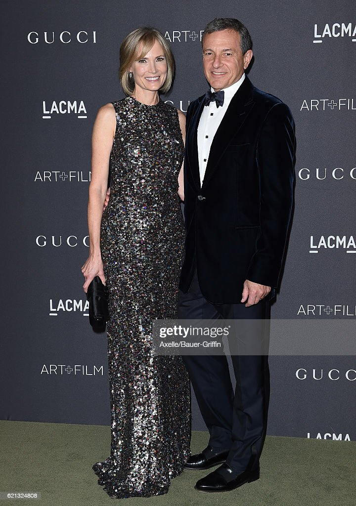 2016 LACMA Art + Film Gala Honoring Robert Irwin And Kathryn Bigelow Presented By Gucci - Arrivals : News Photo