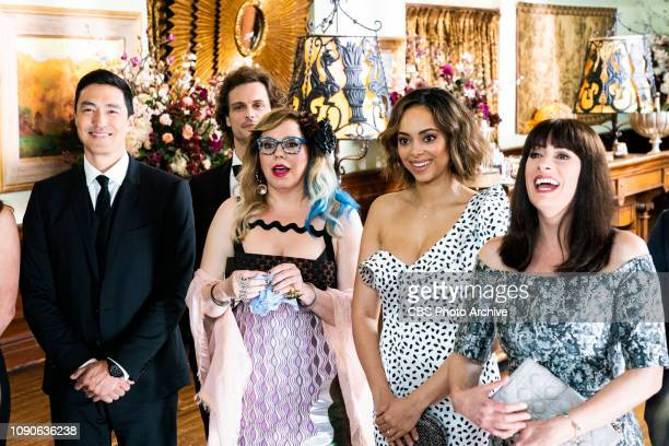 """Truth or Dare"""" -- Wedding bells are ringing as Rossi prepares to marry Krystall . But first, the BAU team travels to Los Angeles to investigate a..."""