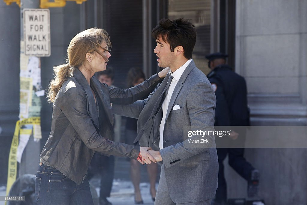 REVENGE - 'Truth, Part Two' - The second season of 'Revenge' culminates in a special two-hour finale event with two back-to-back episodes filled with high octane and life changing moments, SUNDAY, MAY 12 (9:00-11:00 p.m., ET) on the ABC Television Network. In the emotional second hour, 'Truth, Part Two' (10:00-11:00 p.m.), the devastation leads to a heartbreaking death that will send shockwaves down the shoreline and force Emily to take a hard look at the truth and the path of revenge she has embarked on. BOWMAN