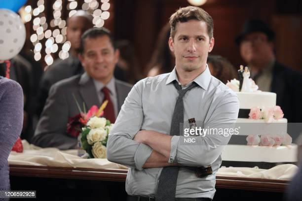 """Trying"""" Episode 706 -- Pictured: Andy Samberg as Jake Peralta --"""