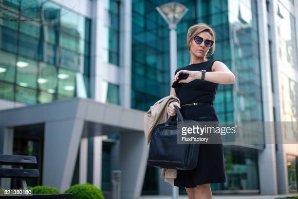 trying not to be late - time management stock photos and pictures