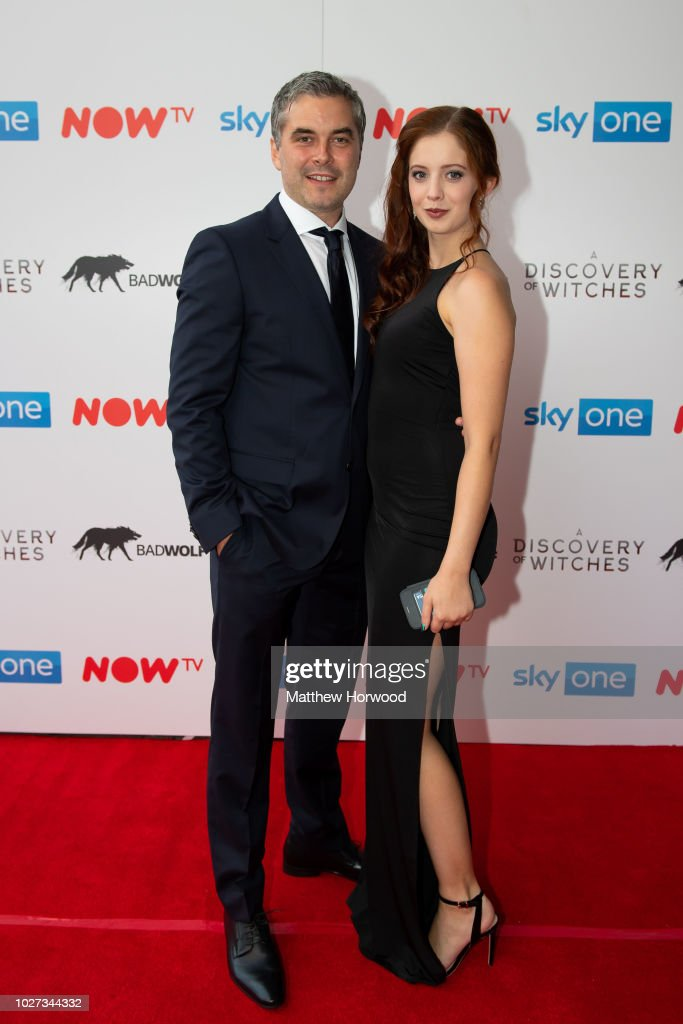 'A Discovery Of Witches' UK Premiere - Arrivals : News Photo