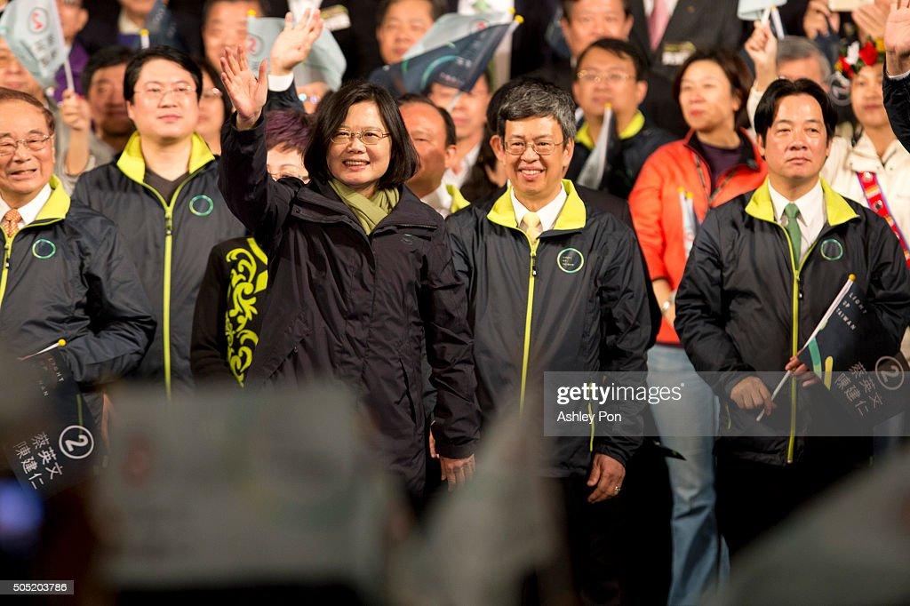 Taiwan Presidential Election 2016