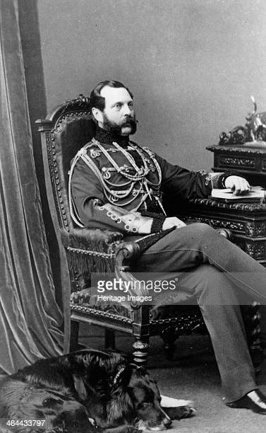 Tsar Alexander II of Russia c1860s Alexander was Tsar from 1855 Known as 'The Liberator' he emancipated Russia's serfs in 1861 The pace of reform...