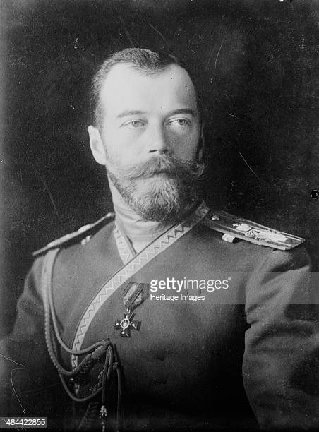 Tsar Nicholas II of Russia 1909 Nicholas succeeded his father Alexander III as Emperor of Russia in 1894 He was forced to abdicate after the Russian...