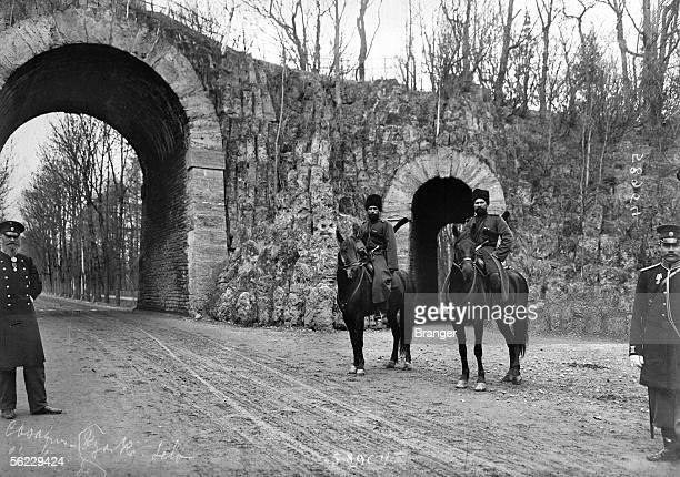 Tsarskoye Selo Cossacks 1910 BRA58964