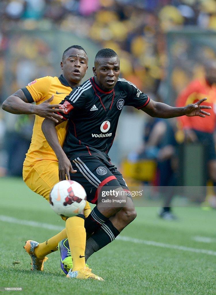 2013 Absa Premiership: Orlando Pirates v Kaizer Chiefs : News Photo