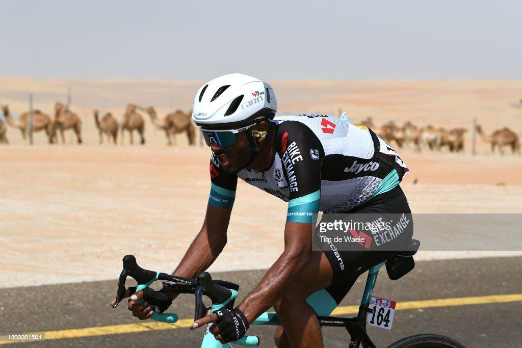 3rd UAE Tour 2021 - Stage 1 : Foto jornalística