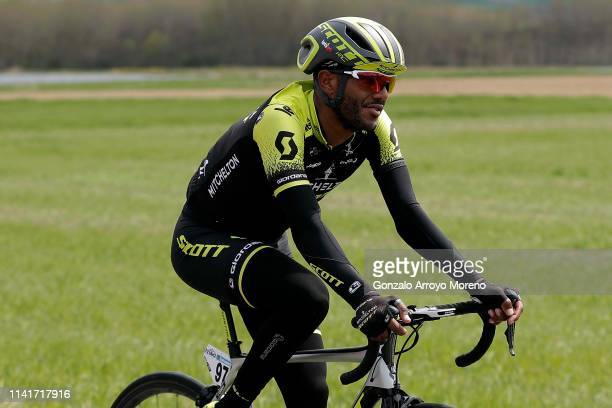 Tsgabu Grmay of Ethiopia and Team Mitchelton - Scott / during the 59th Itzulia-Vuelta Ciclista Pais Vasco 2019, Stage 3 a 191,4 km stage from...