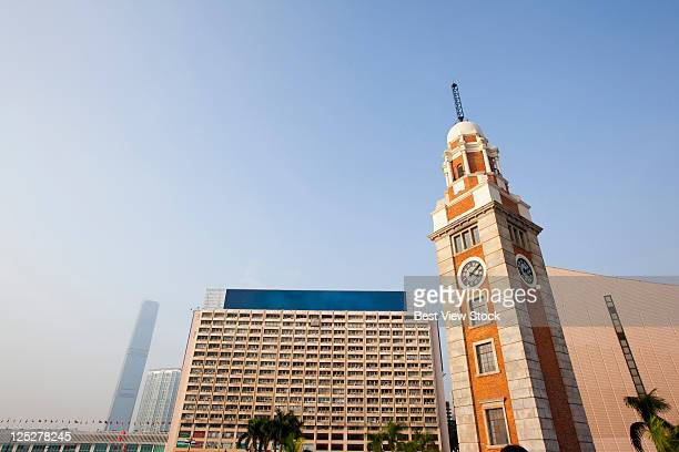 tsim sha tsui, hong kong cultural center - hong kong stock pictures, royalty-free photos & images