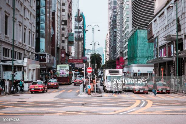 tsim sha tsui in hong kong - kowloon peninsula stock pictures, royalty-free photos & images