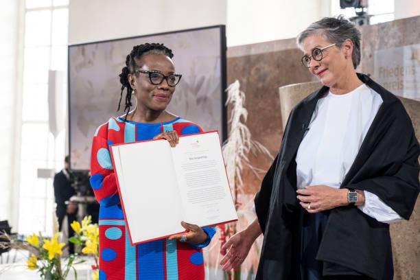 DEU: Tsitsi Dangarembga Wins Peace Prize Of German Book Trade