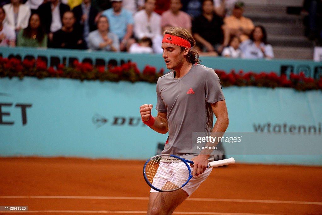 Mutua Madrid Open 2019 : News Photo