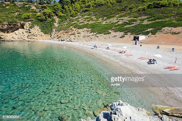 Tsoukalia vista spiaggia, Alonissos (Alonneso