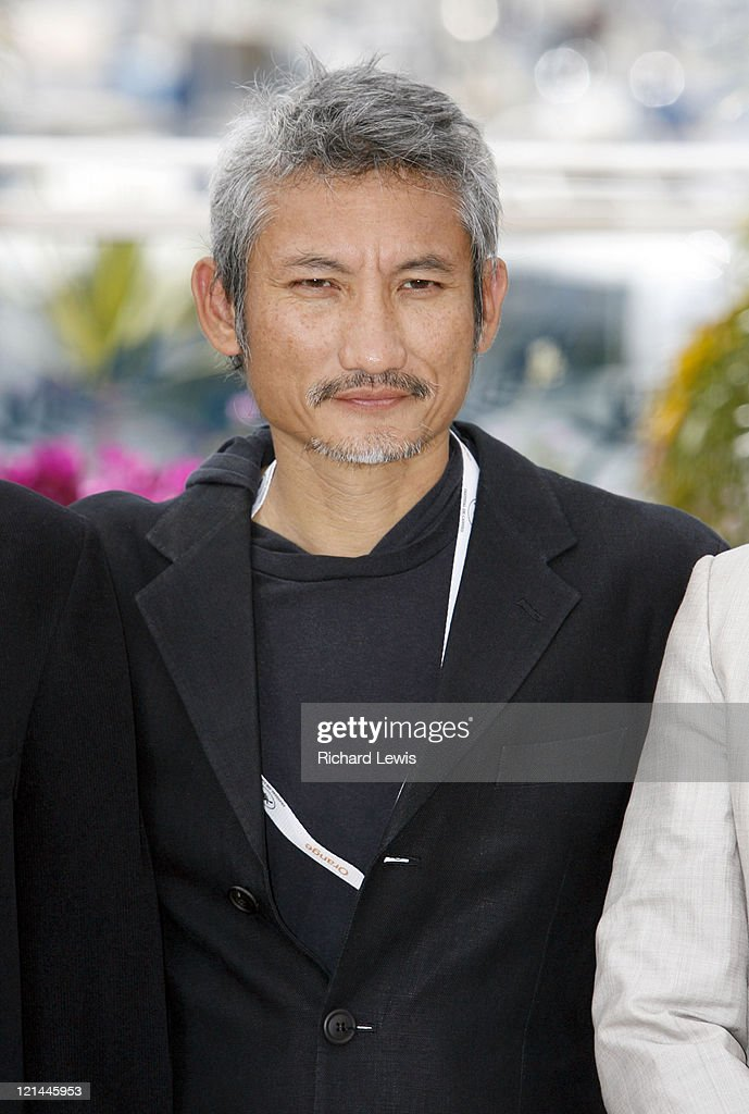 Tsui Hark during 2007 Cannes Film Festival - 'Triangle' Photocall at Palais de Festival in Cannes, France.